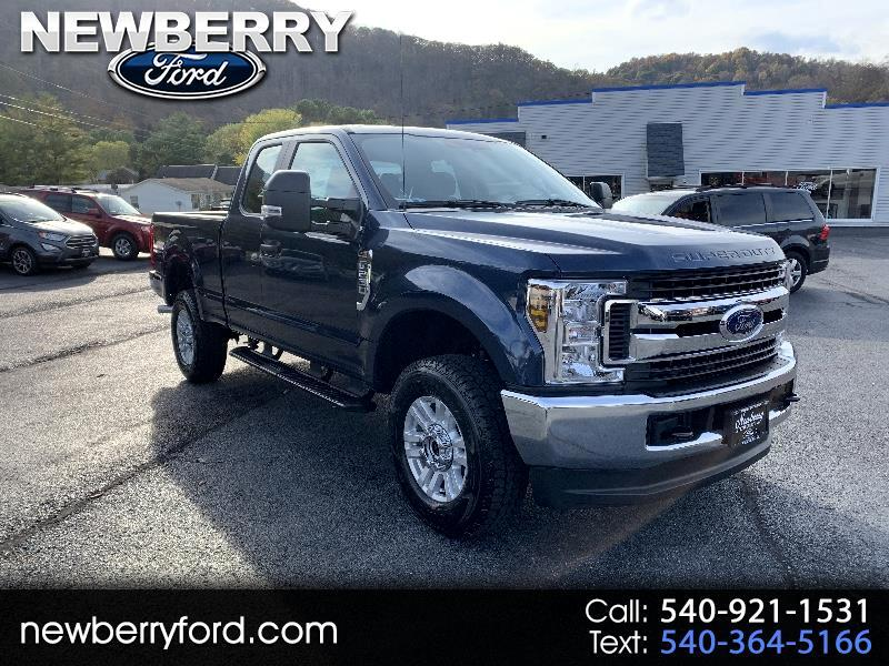 2019 Ford F-250 SD XLT SuperCab Long Bed 4WD