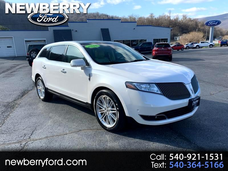 Lincoln MKT 3.5L with EcoBoost AWD 2016