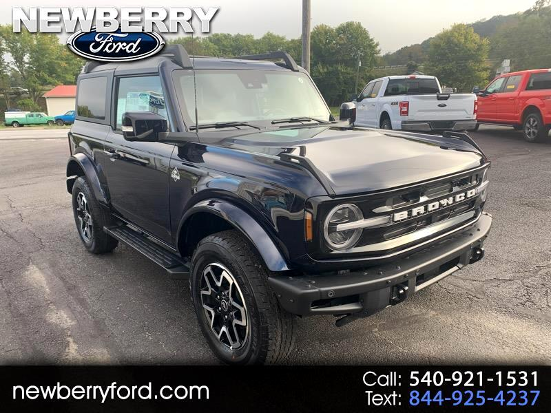 Ford Bronco Black Diamond 2 Door Advanced 4x4 2021