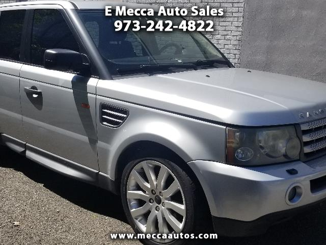 2008 Land Rover Range Rover Sport 4WD 4dr Supercharged