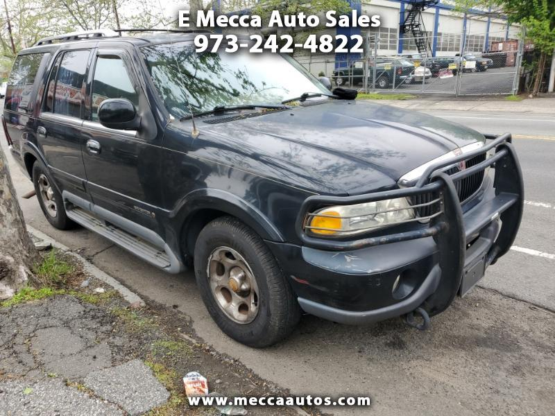 1998 Lincoln Navigator 4dr 4WD Luxury