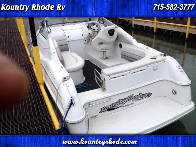 1995 Chris-Craft 28 Launch 262 MODEL CHRIS CRAFT