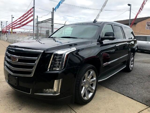 Cadillac Escalade ESV Luxury 4WD 2015