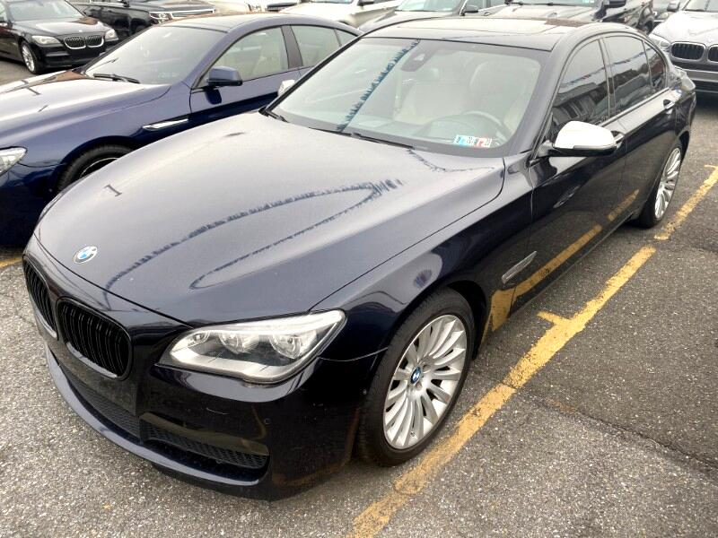 BMW 7-Series 750i xDrive 2013