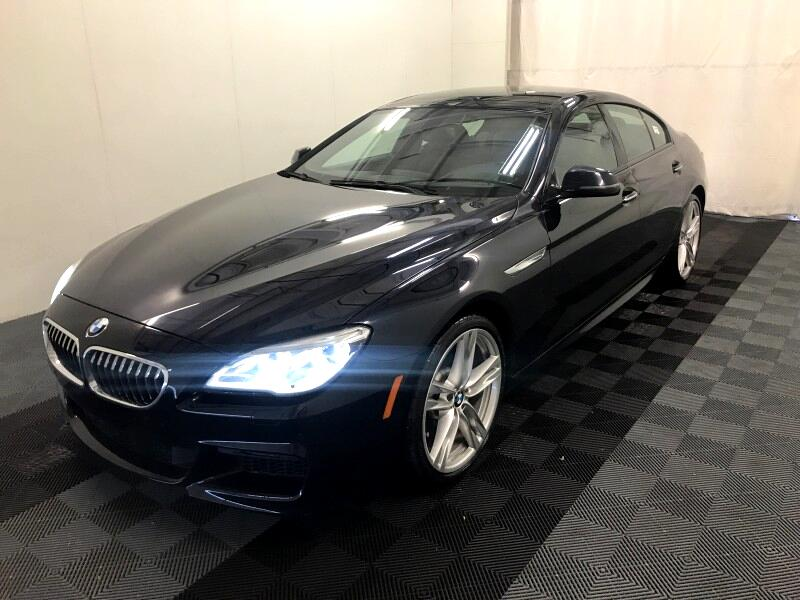 2016 BMW 6-Series Gran Coupe 640i