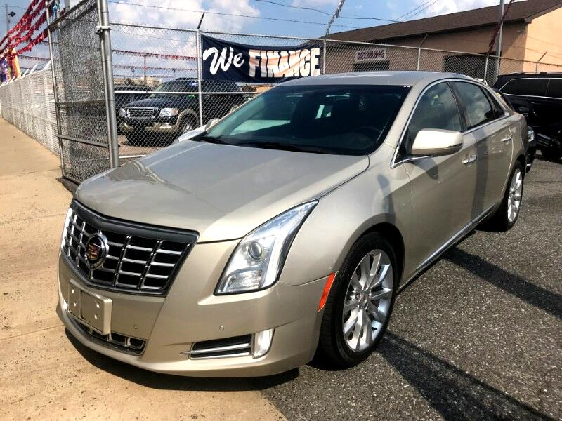 Cadillac XTS Luxury AWD 2015