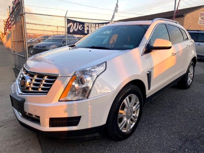 Cadillac SRX Luxury Collection AWD 2016
