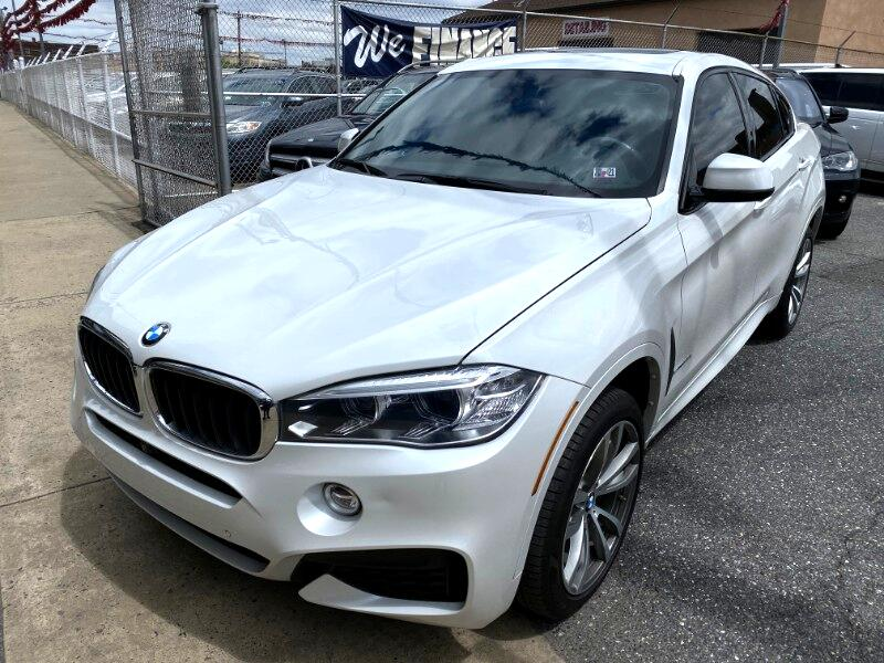 BMW X6 sDrive35i 2017