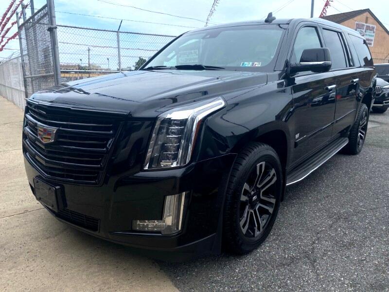 Cadillac Escalade ESV Luxury 4WD 2015