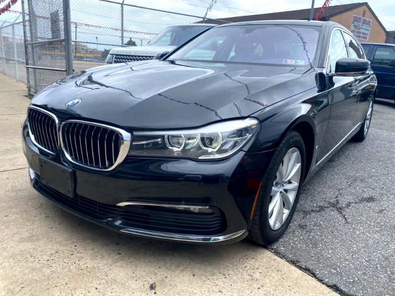 BMW 7-Series 740i xDrive 2018
