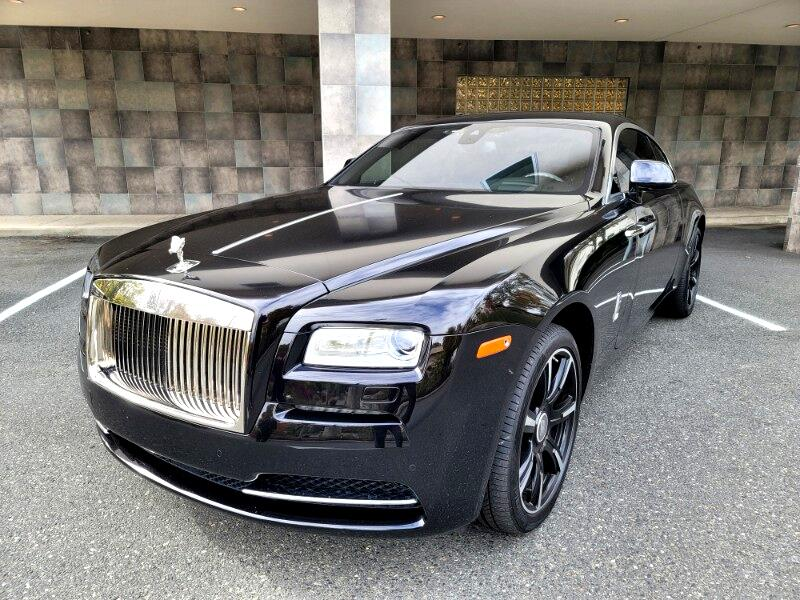Rolls-Royce Wraith Coupe 2016