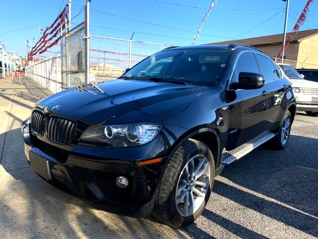 2013 BMW X6 xDrive50i AWD