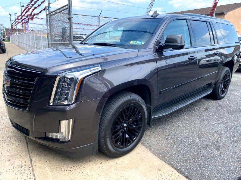 Cadillac Escalade ESV Luxury 4WD 2017
