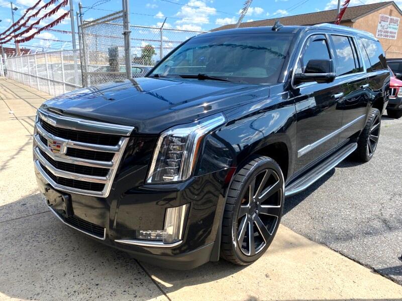 Cadillac Escalade ESV Luxury 4WD 2019