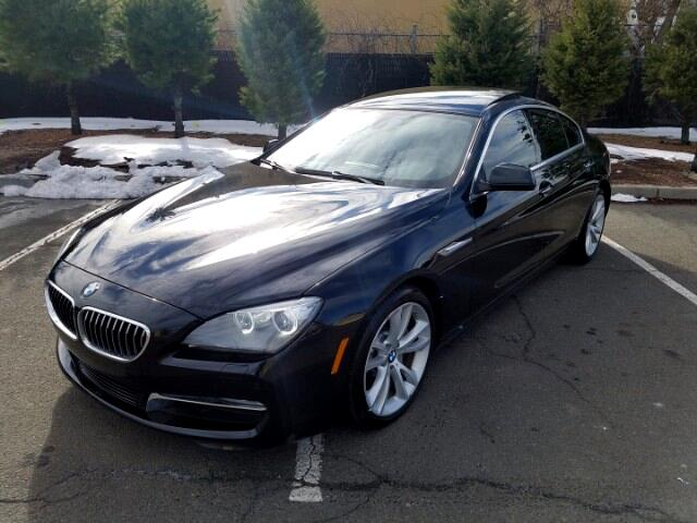 2014 BMW 6-Series Gran Coupe 640i xDrive