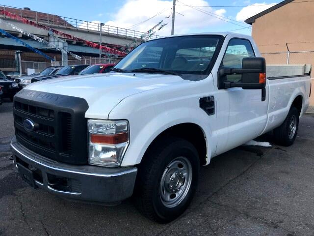 Ford F-250 SD XLT 2WD 2010