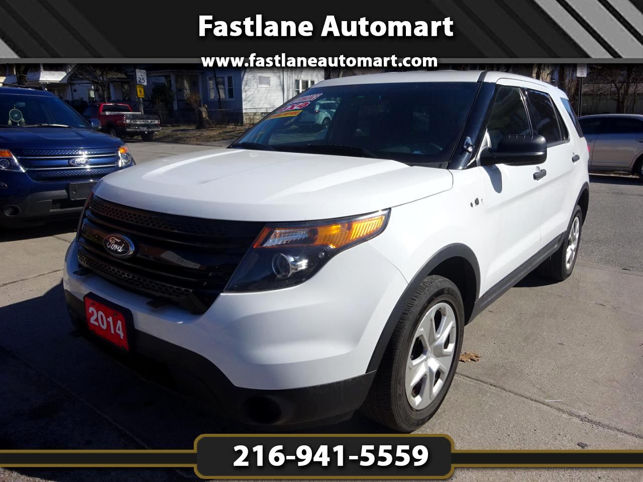 2014 Ford Explorer AWD 4dr