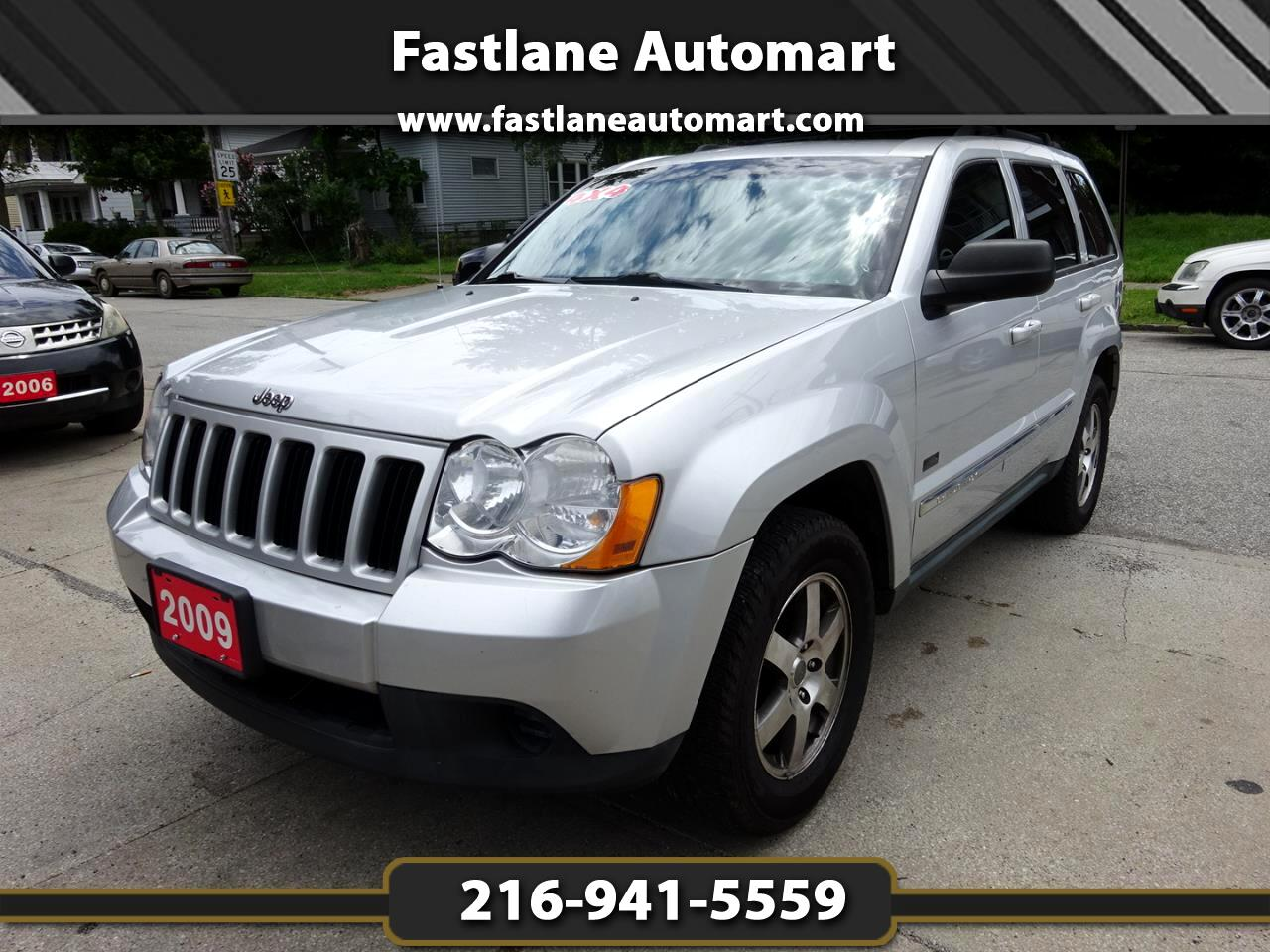2009 Jeep Grand Cherokee 4WD 4dr Rocky Mountain