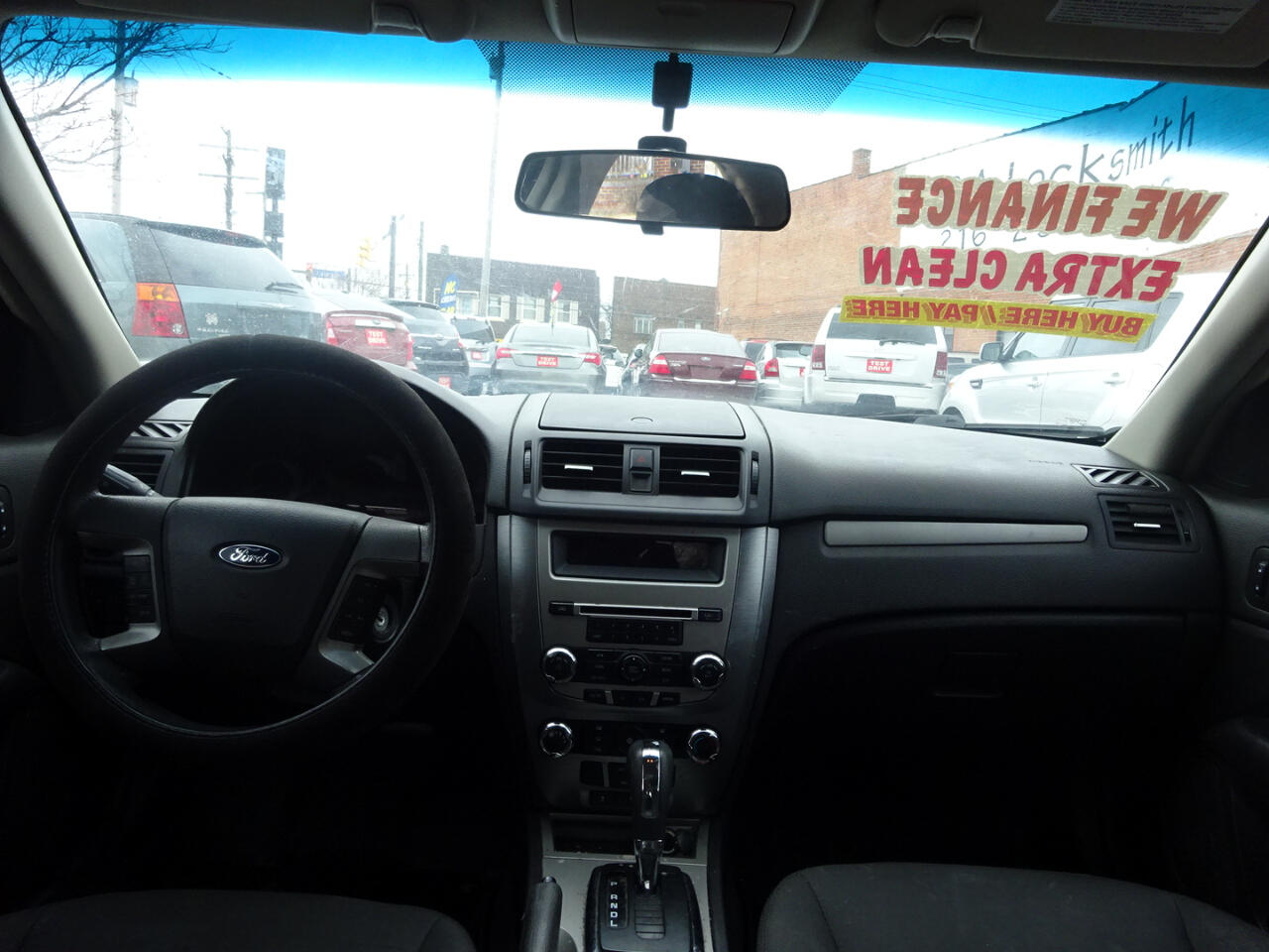 2009 Ford Fusion 4dr Sdn V6 SE FWD