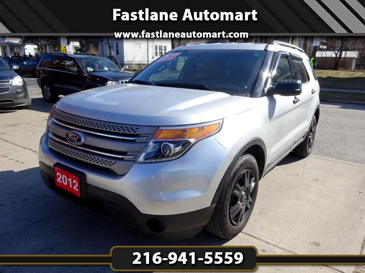 Ford Explorer FWD 4dr Base 2012