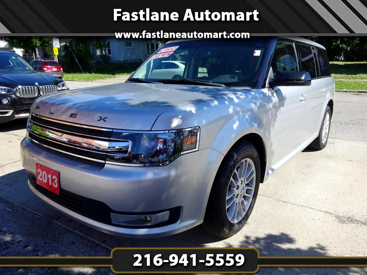 Ford Flex 4dr SEL AWD 2013