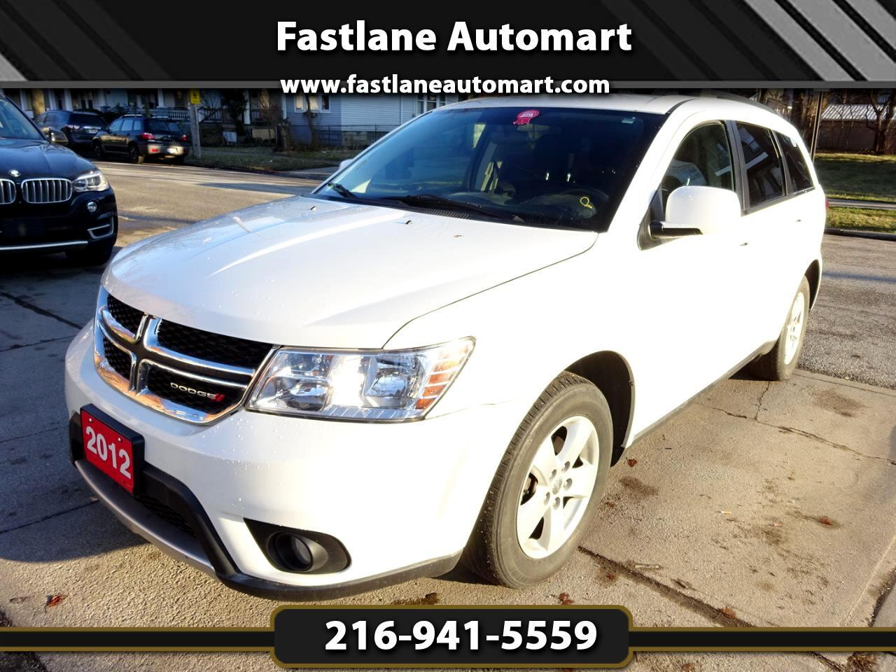 Dodge Journey FWD 4dr Crew 2012