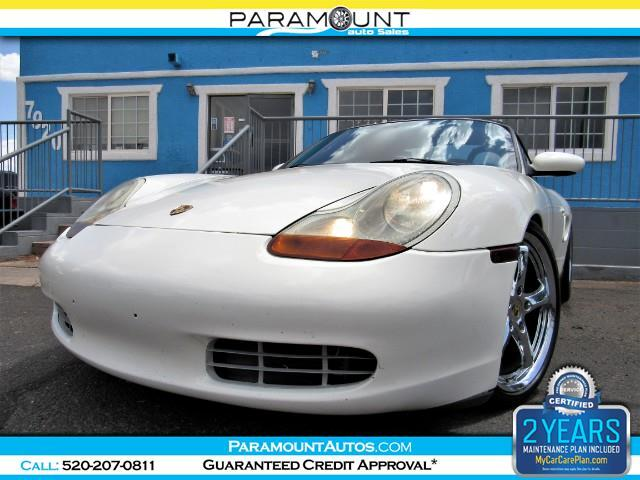 Used 2000 Porsche Boxster Base for Sale in Tucson AZ 85705 ...