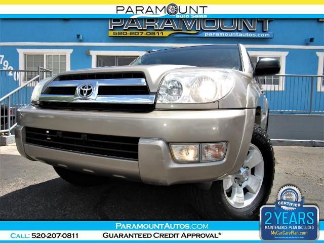 2005 Toyota 4Runner Sport Edition V6 2WD