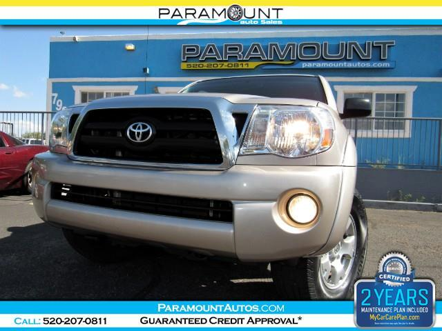 2008 Toyota Tacoma PreRunner SR5 Double Cab V6 TRD Off-Road