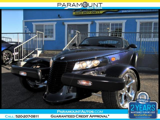 2001 Chrysler Prowler Mulholland Edition