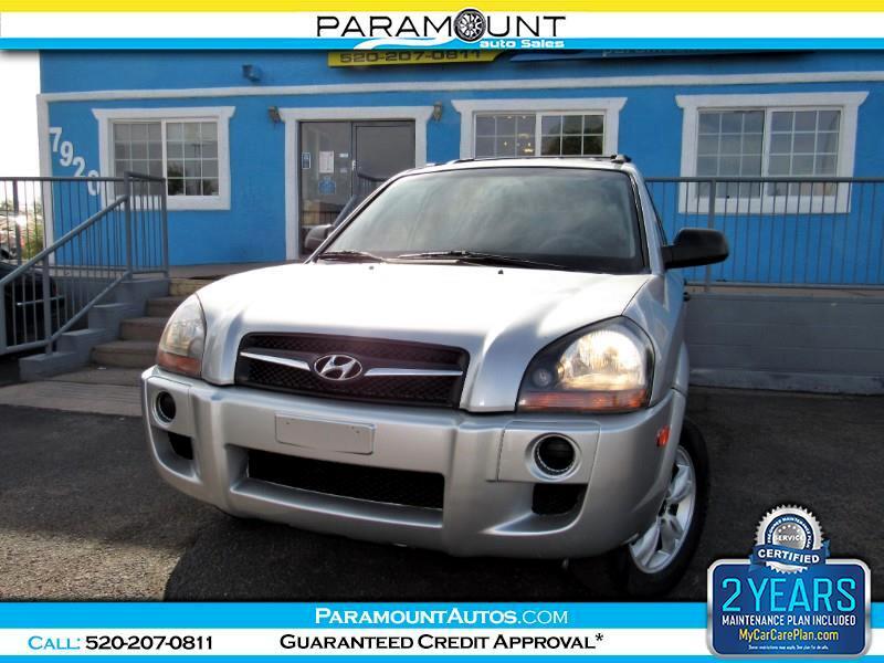 2009 Hyundai Tucson GLS 2.0 2WD