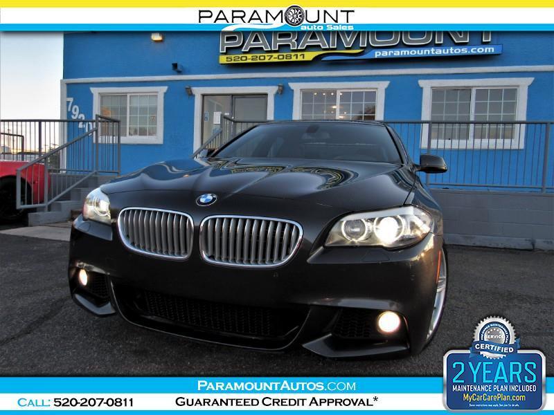 2011 BMW 5-Series 550i M Sport