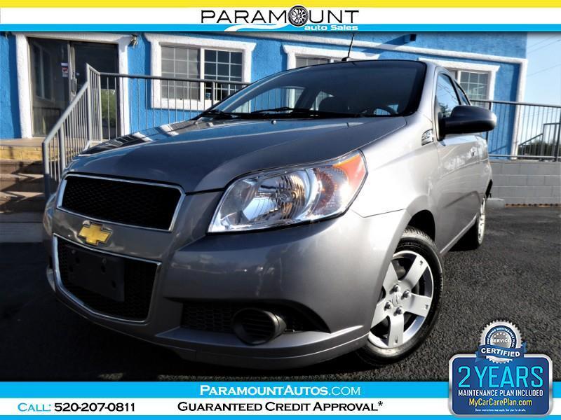 2011 Chevrolet Aveo5 LS
