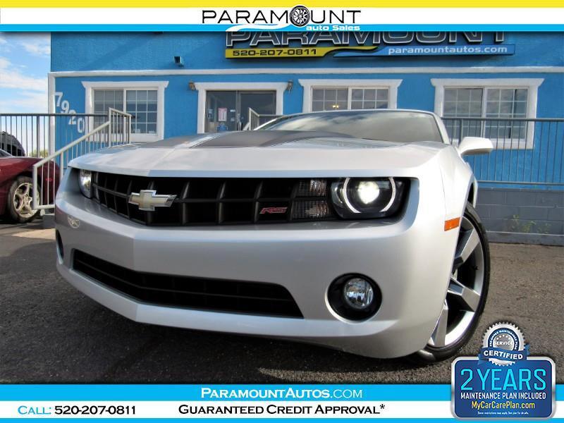 2011 Chevrolet Camaro Convertible 1LT