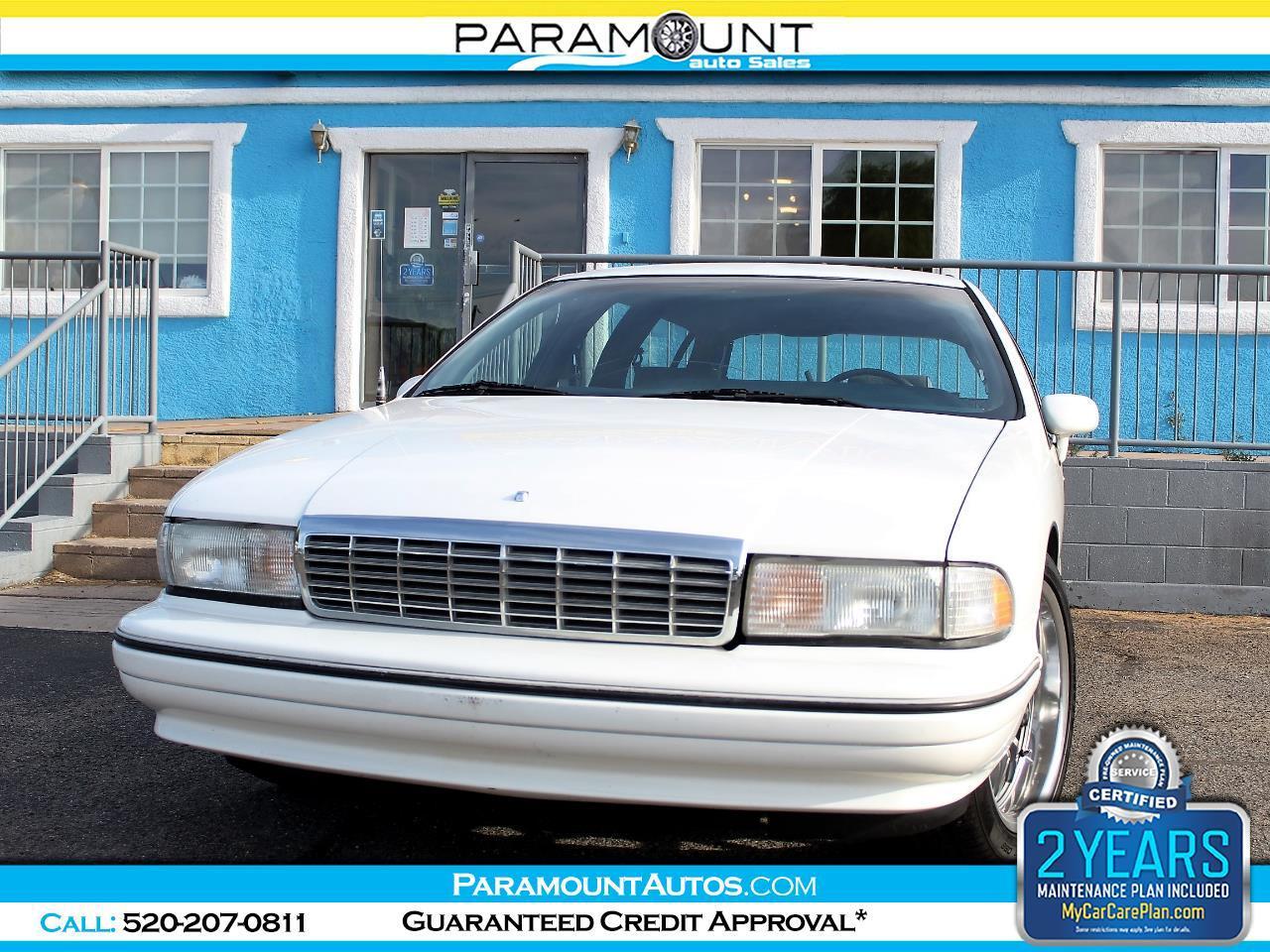 1991 Chevrolet Caprice Wagon Base