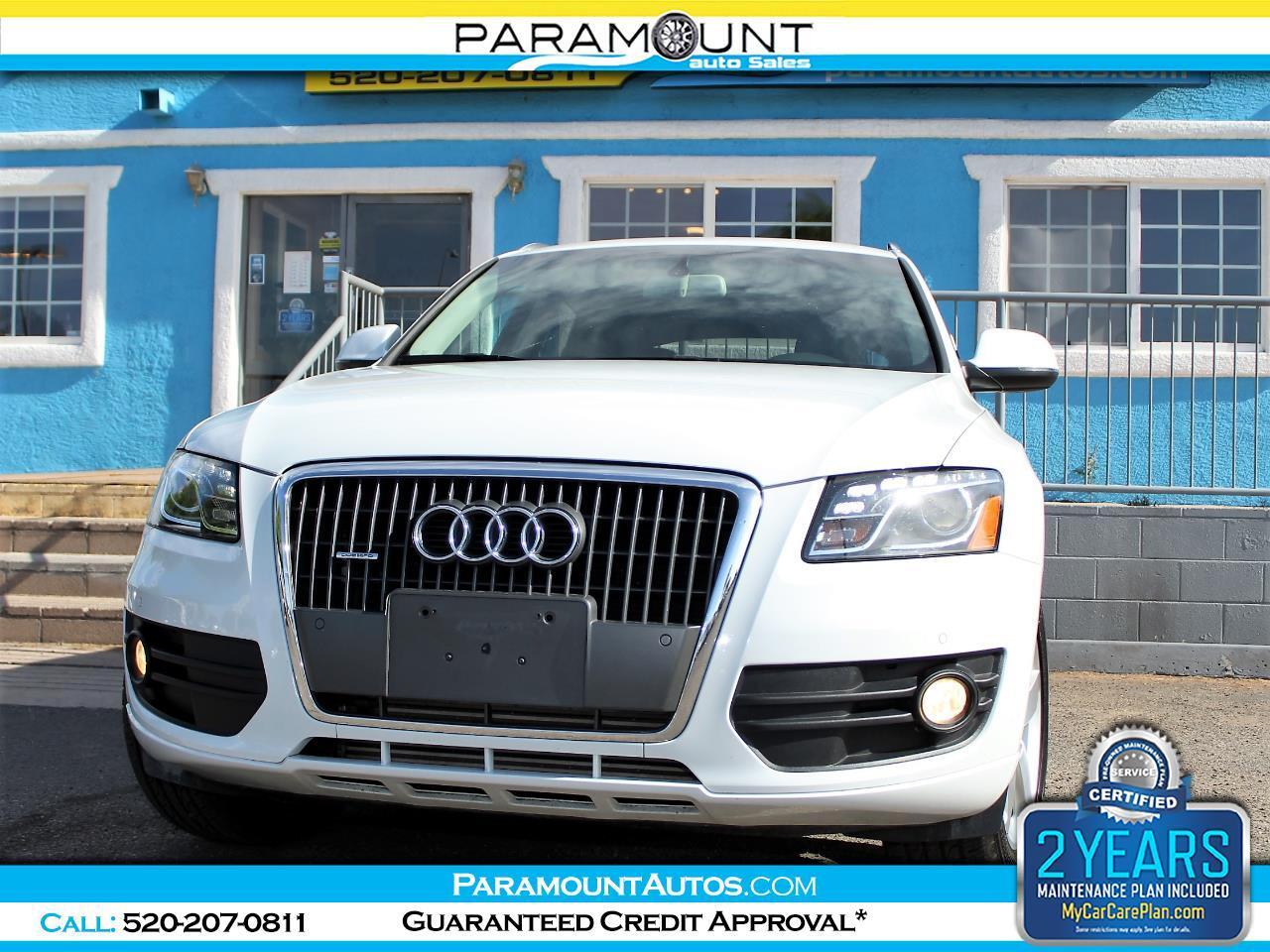 2012 Audi Q5 2.0 quattro Premium Plus