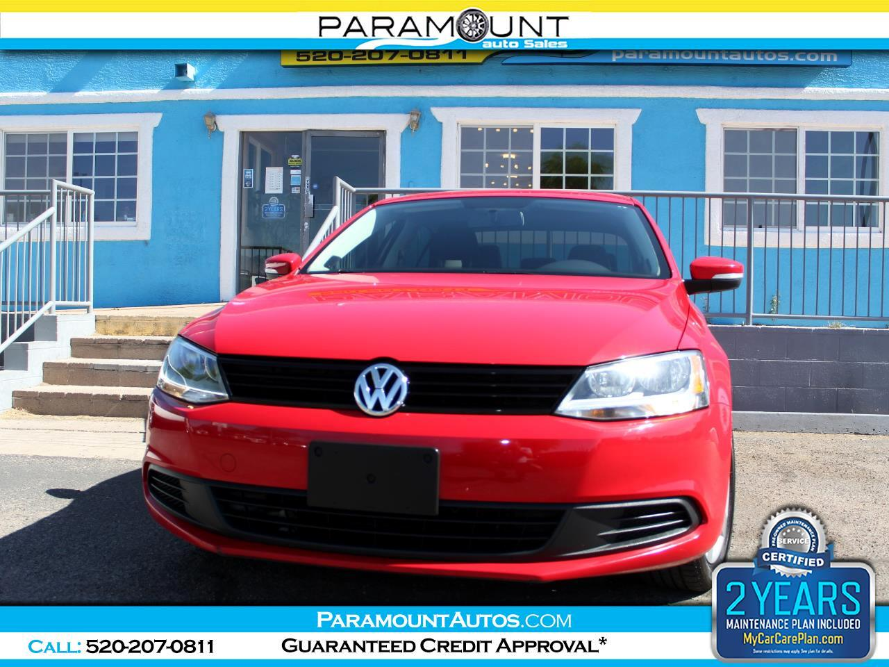 2012 Volkswagen Jetta TDi Premium