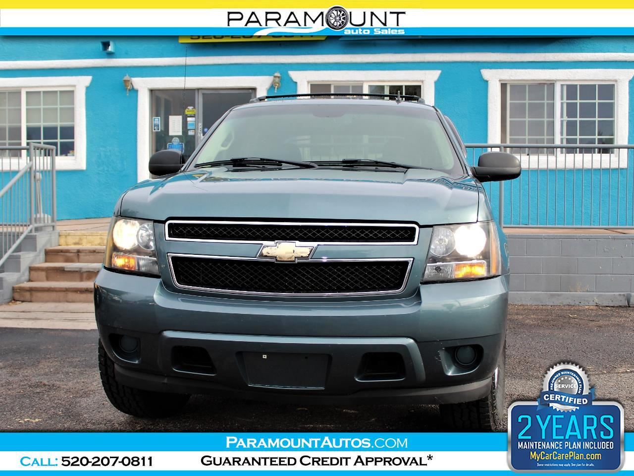 2008 Chevrolet Avalanche LS 2WD