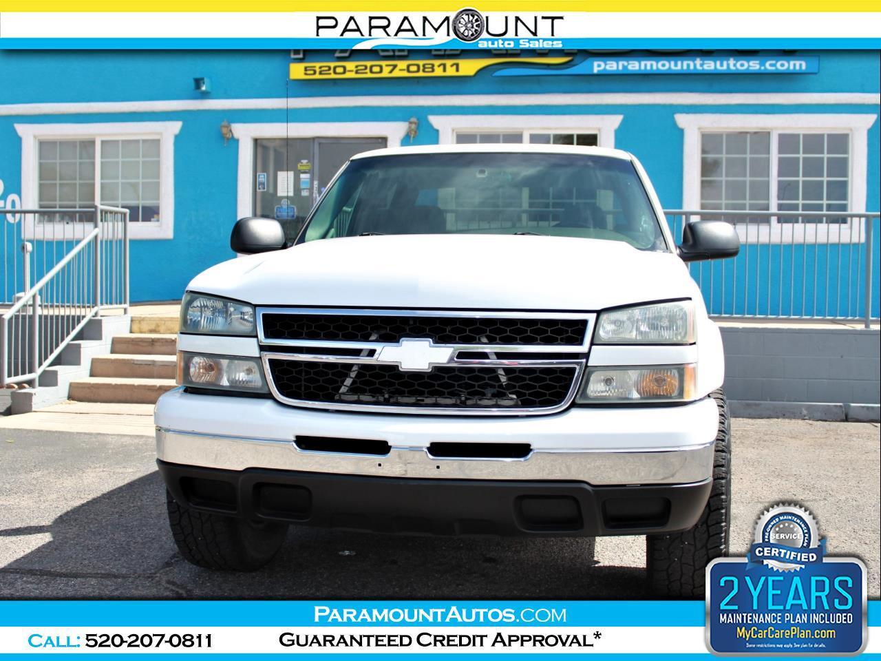 2006 Chevrolet Silverado 1500 HD LT1 Crew Cab 2WD