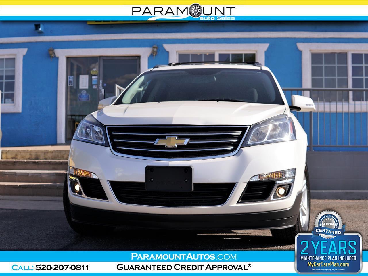 2014 Chevrolet Traverse 1LT AWD