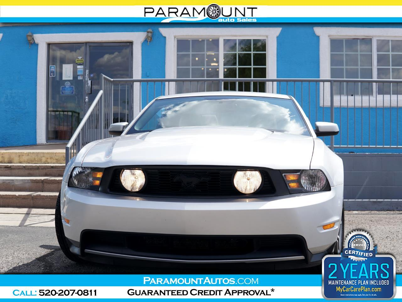 Ford Mustang GT Premium Coupe 2012