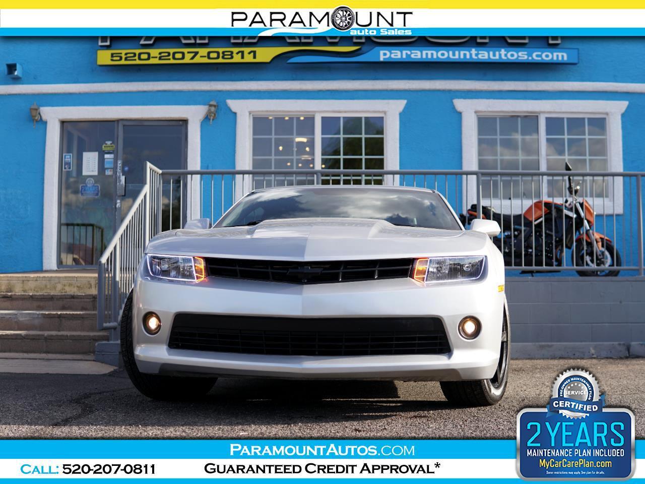 2014 Chevrolet Camaro Coupe 2LT