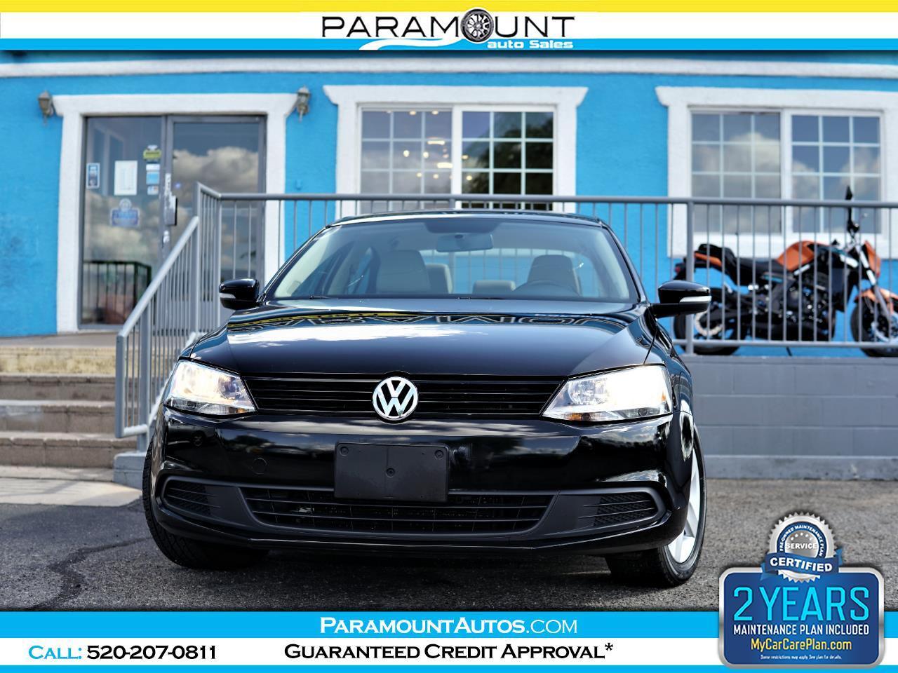 Volkswagen Jetta TDi 2012