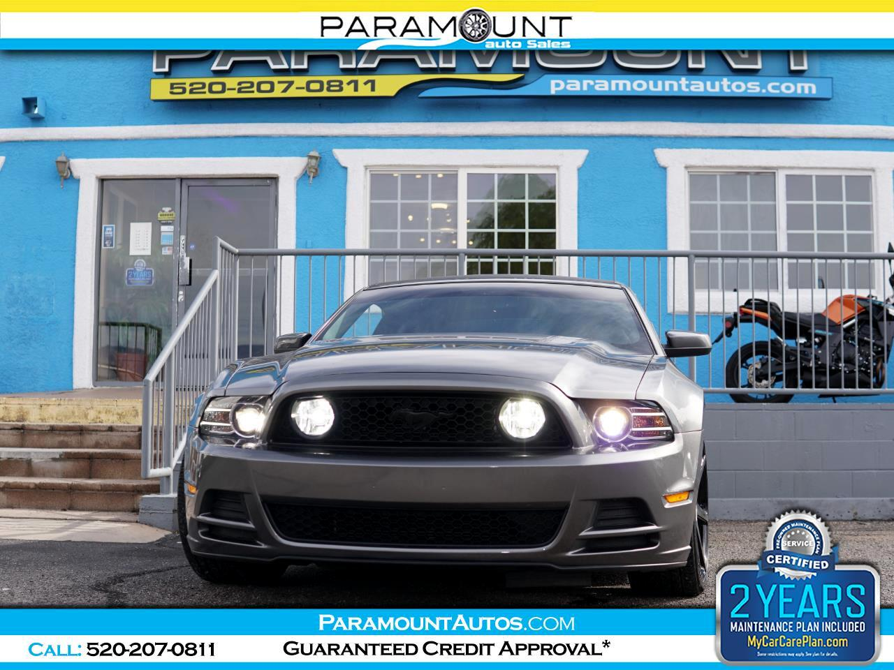 2013 Ford Mustang 2dr Conv GT
