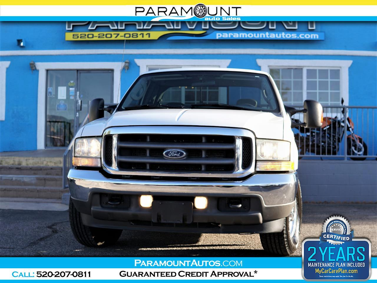 2004 Ford F-250 SD Lariat SuperCab 2WD