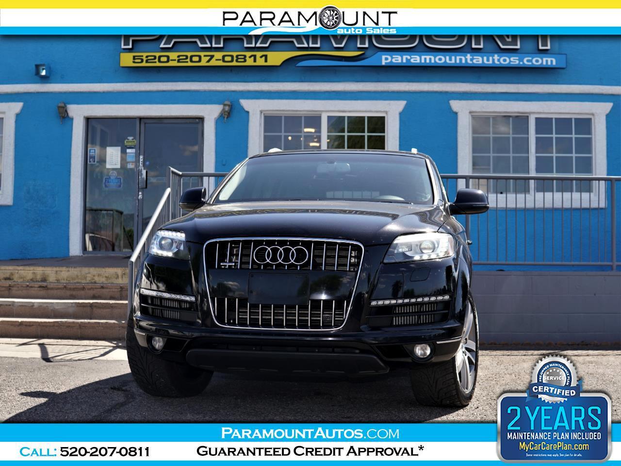 2010 Audi Q7 TDI quattro Premium Plus