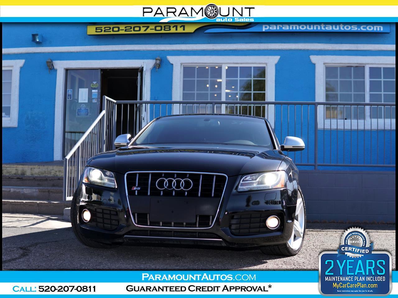 Audi S5 Quattro 2009