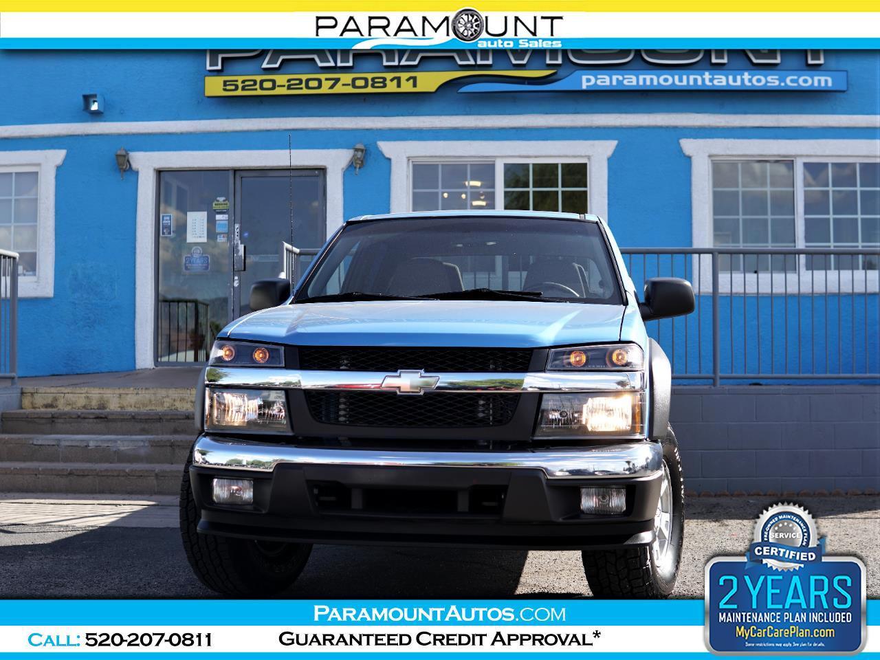 2005 Chevrolet Colorado LS Z71 Crew Cab 2WD w/1SF