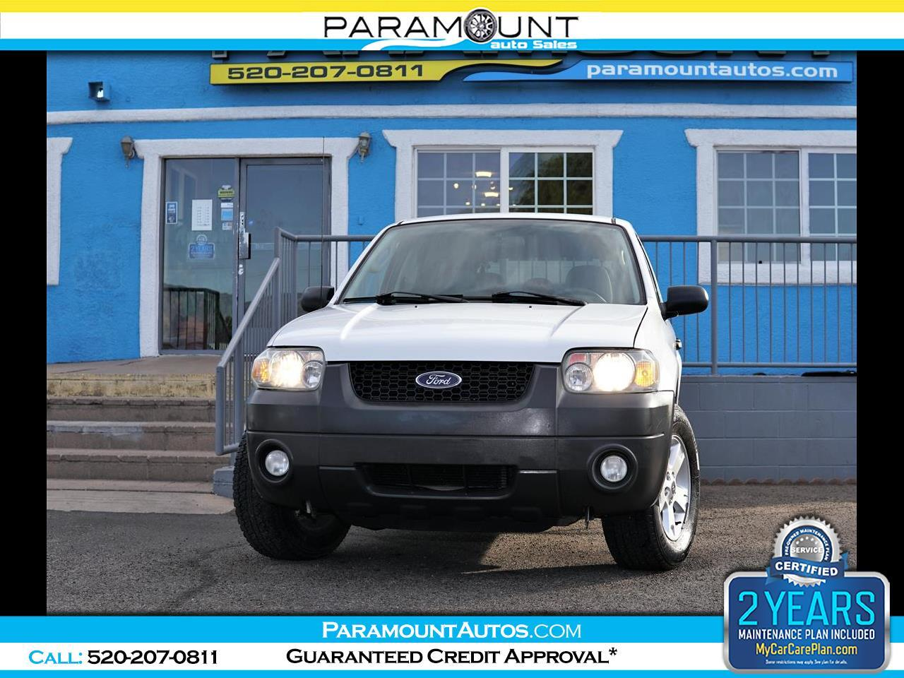 Ford Escape 4WD 4dr V6 Auto XLT Sport 2007