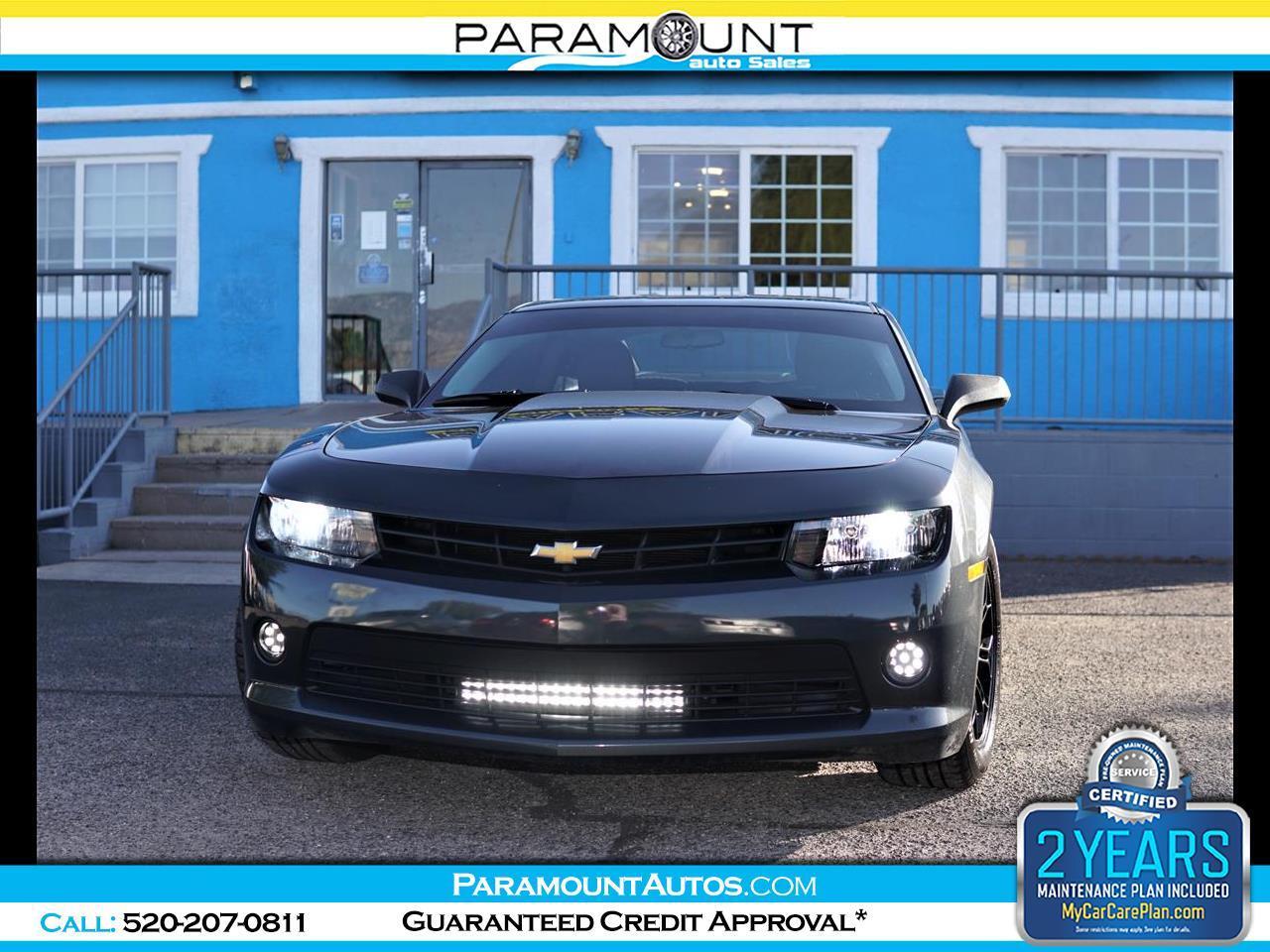 Chevrolet Camaro 2LS Coupe 2014